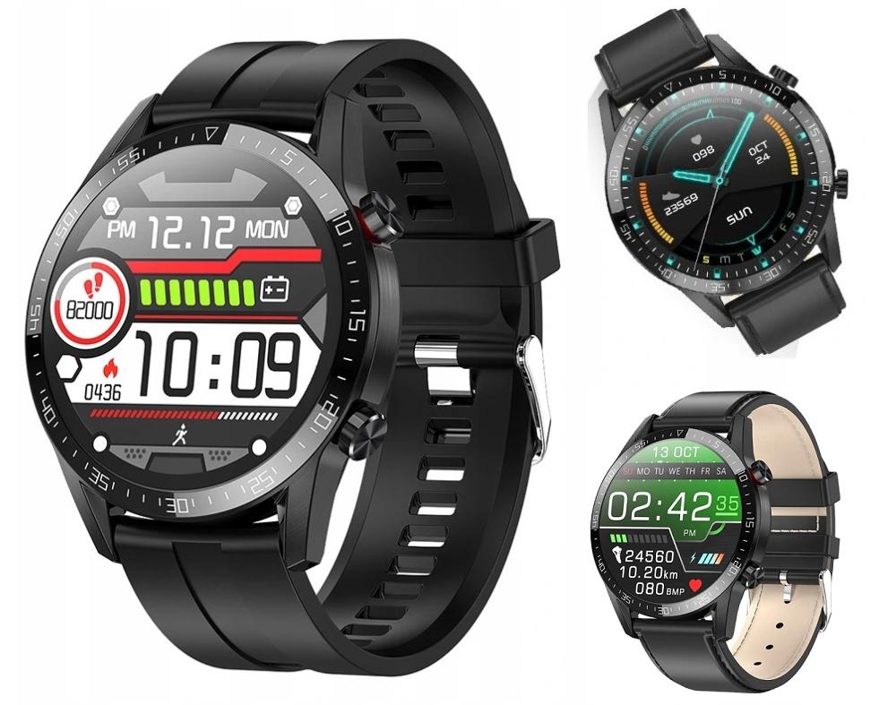 SMARTWATCH Zegarek EKG Krokomierz Puls Bluetooth Kod producenta L13 INTELIGENTNY SPORTOWY ZEGAREK SMART