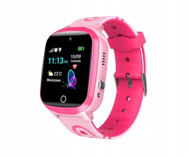 SMARTWATCH DLA DZIECI LOKALIZATOR GPS GoGPS K17 EAN 5904310288033