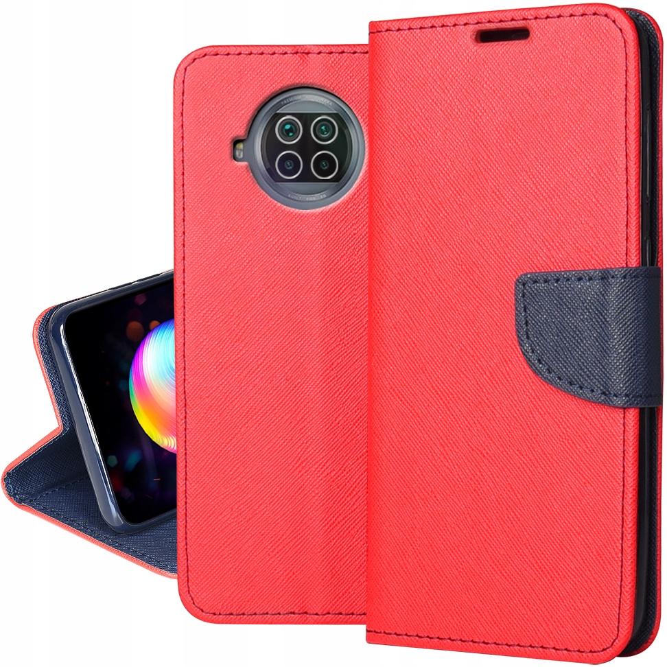 Etui do Xiaomi Mi 10T Lite 5G Fancy Case + SZKŁO