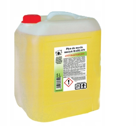 Kvapalina riady so antibakteriálne, 5 L KANISTER