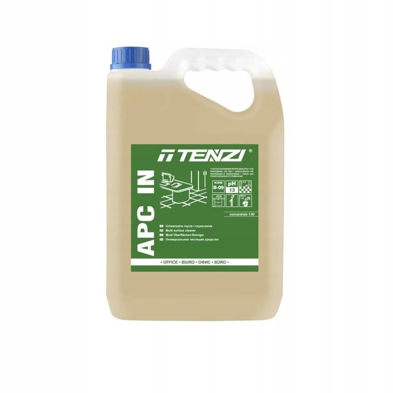 Tenzi APC В универсальной внутренней стиральной жидкости