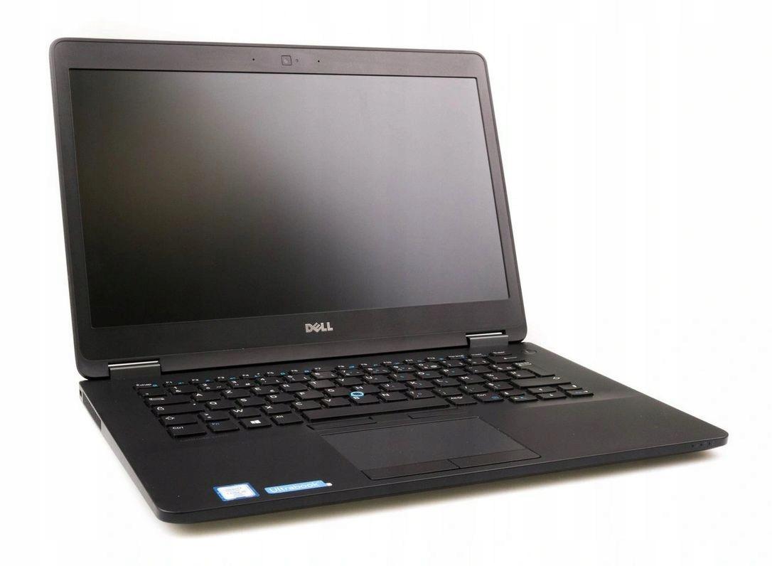 DELL LATITUDE E7470 i7-6600U 3.4 512SSD 16 W10 IPS