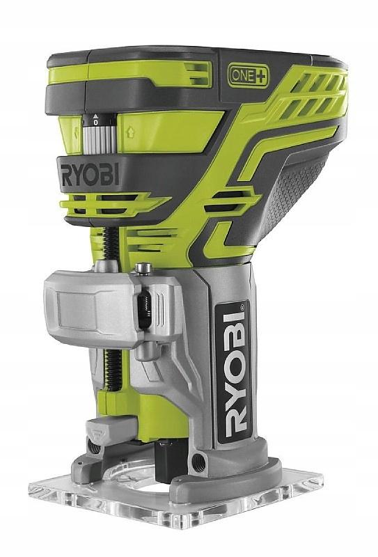 RYOBI R18TR-0 КРОМКОФРЕЗЕРНЫЙ СТАНОК 18V ONE +