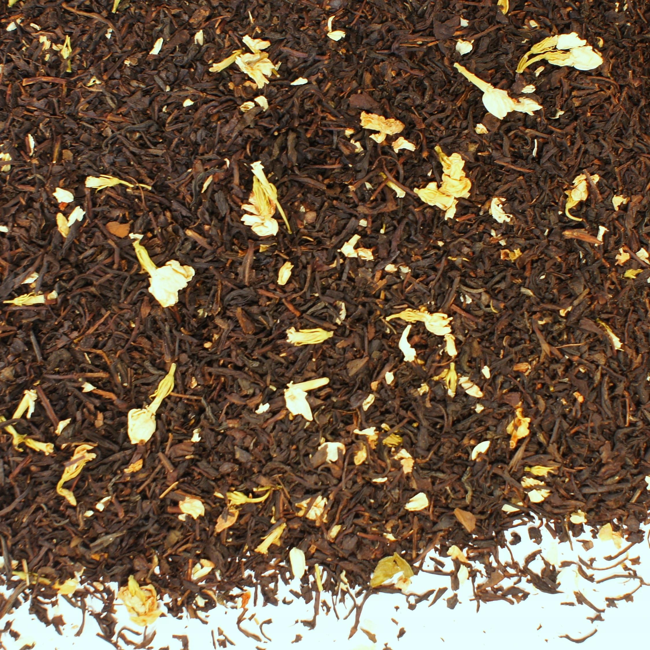 Čierny listový čaj EARL GREY s Jasmine 1 kg