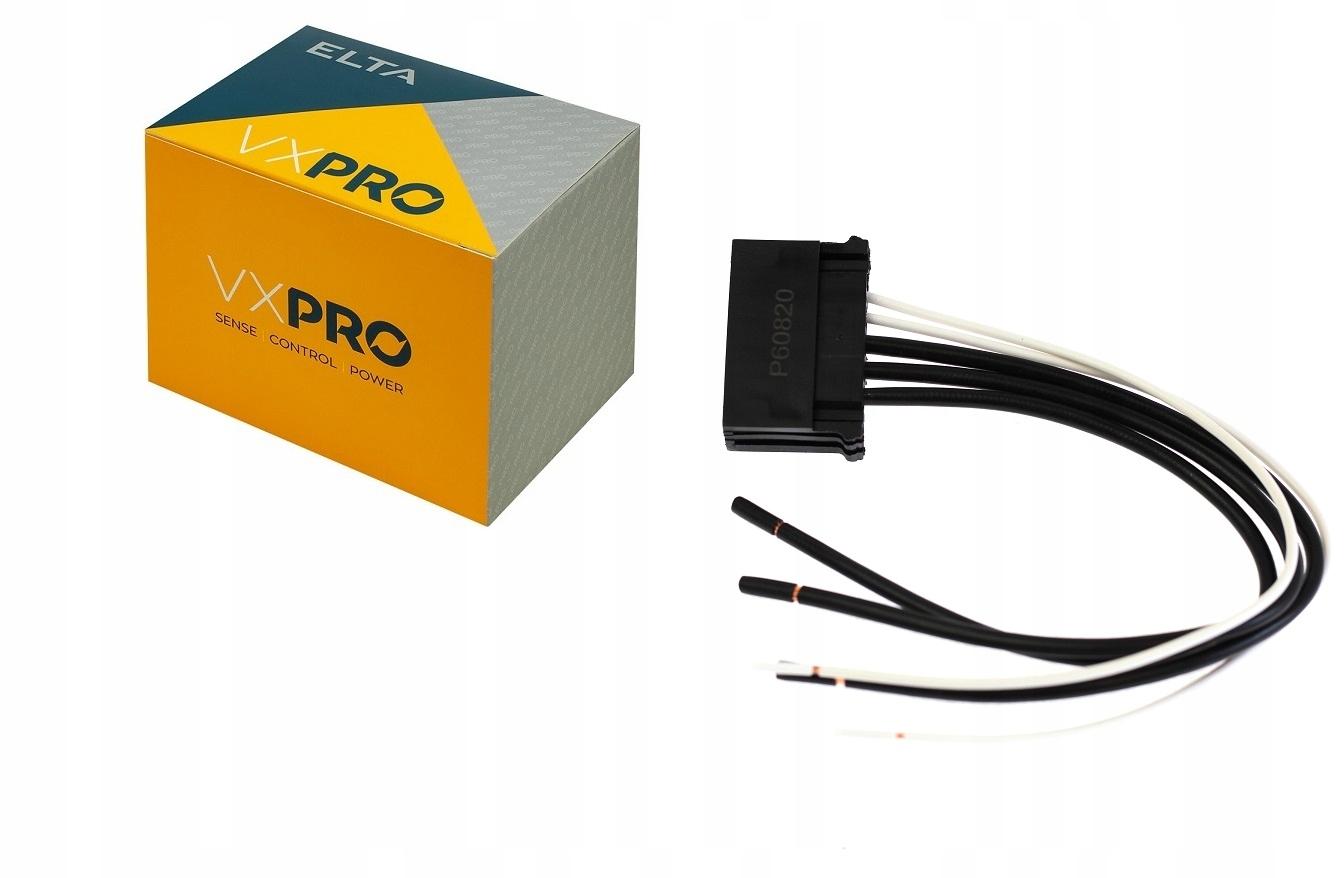 плагин резистора резистор воздуходувки elta vx pro
