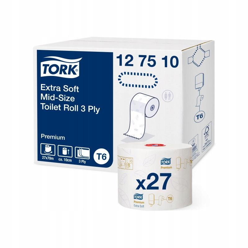 127510 krútiaci moment - toaletný Papier extra mäkké 27szt