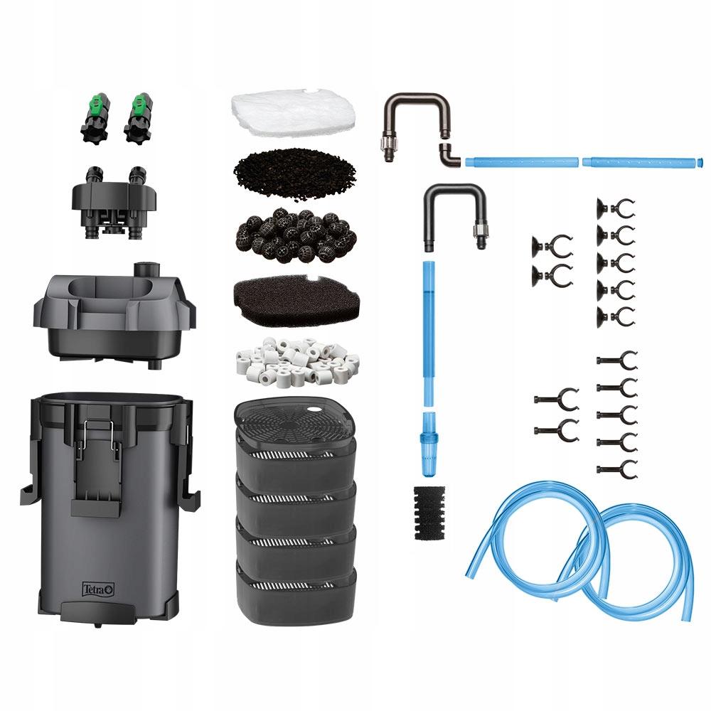 TETRA EX800 плюс внешний фильтр. 100-300l +++бесплатно! Ширина 22 см