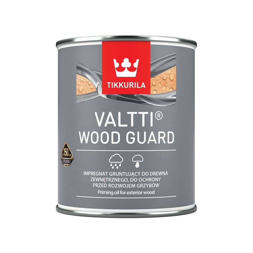 TIKKURILA VALTTI WOOD GUARD грунт-пропитка 2,7 л