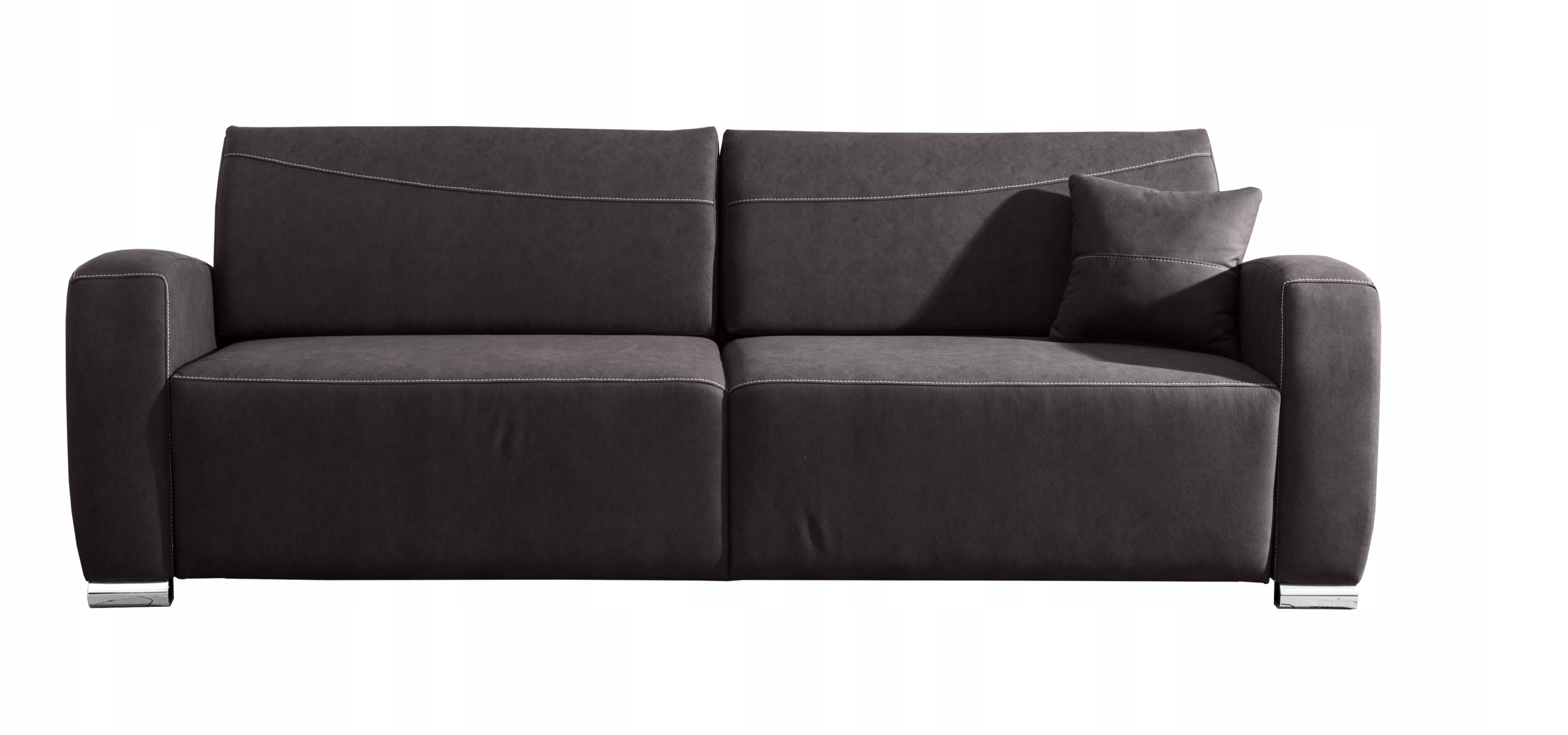 RENO LUX stilvolles Sofa für das Wohnzimmer / f. Schlafen / Farben Größe drei