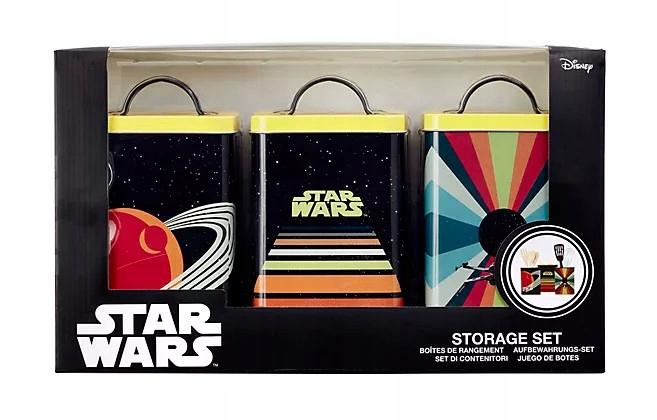 Kuchynské kontajnery Funko Star Wars Retro vozidlá