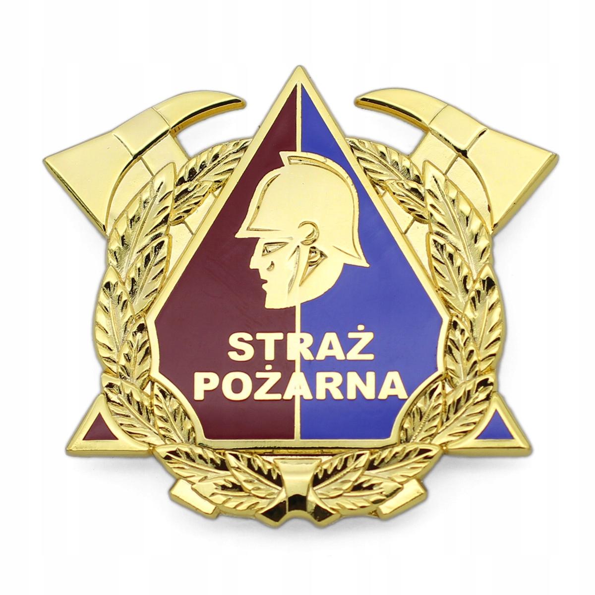Odznak požiaru Brigade