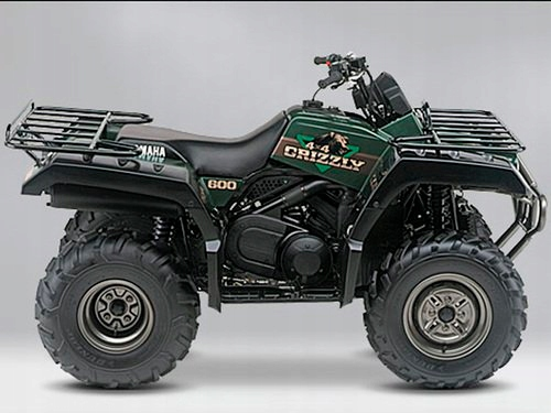 ЧАСТИ YAMAHA GRIZZLY 600 QUAD