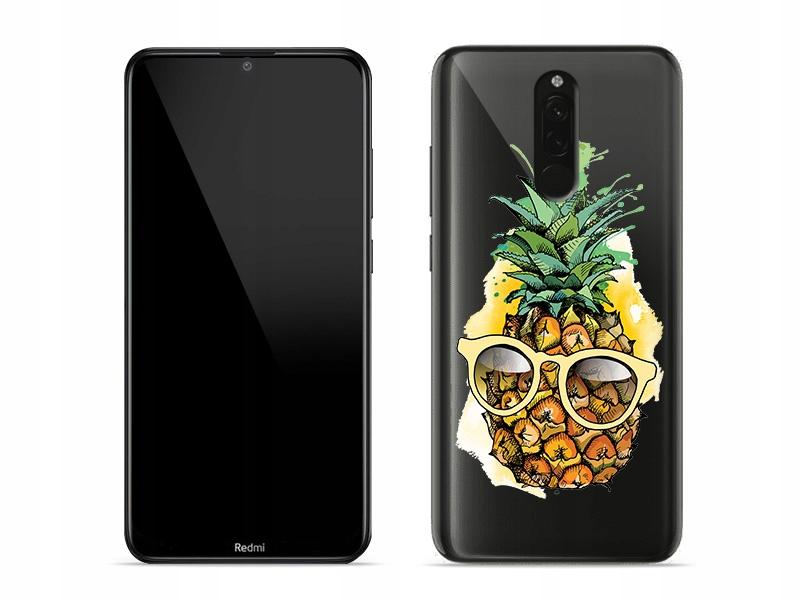 Etui do Xiaomi Redmi 8 - Crystal Design