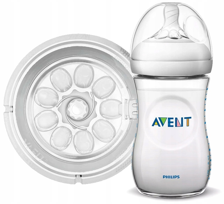 AVENT ANTI-COLLECT BOTTLE NATURAL 260 мл + соска