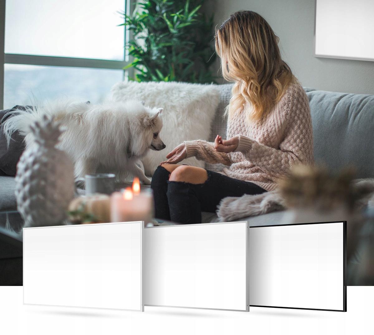 GRZEJNIK NA PODCZERWIEŃ PROMIENNIK 720W WiFi PILOT Marka Cronos Heaters