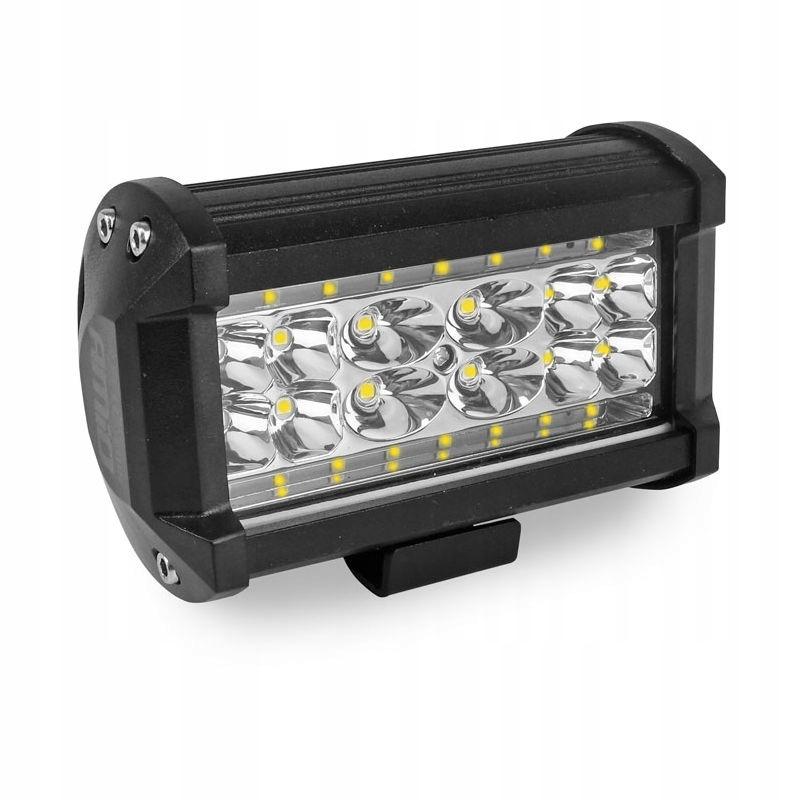 Светодиодная рабочая лампа 84Вт LightBar mini 14см 9-36В