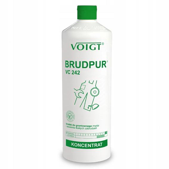 BRUDPUR VC242 płyn do gruntownego mycia 1l