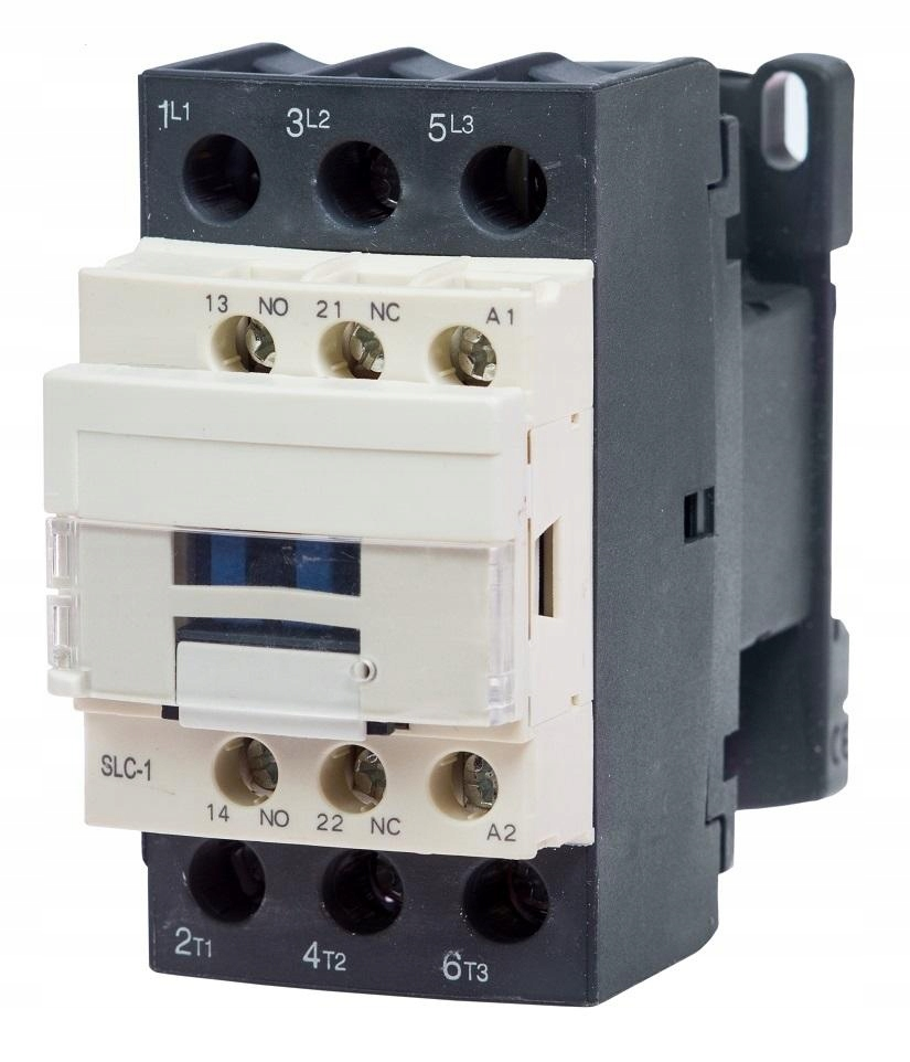 Winder LC1 D25 11KW 25A COIL 24V AC RELAY