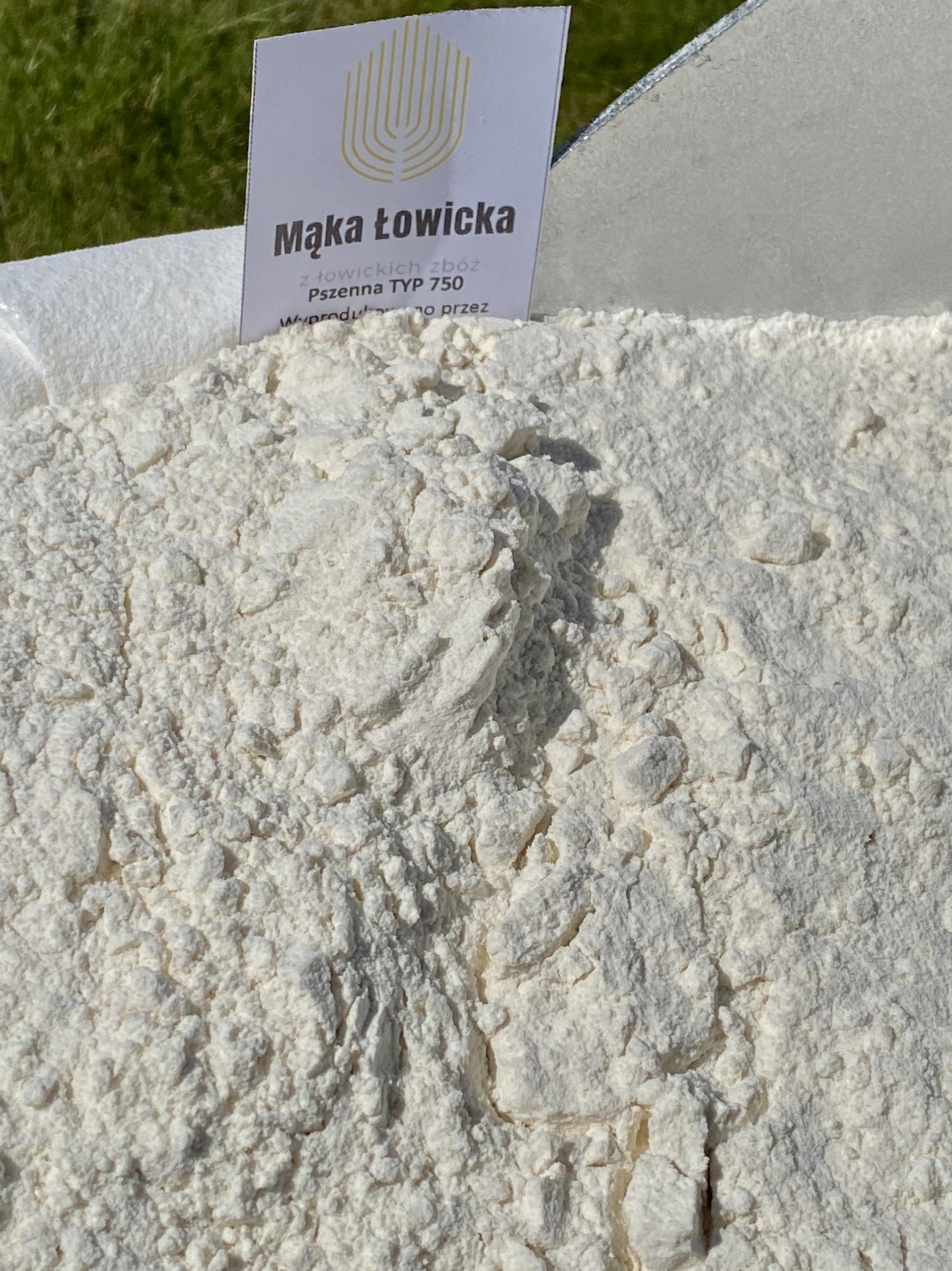 Купить Mąka na CHLEB PROSTO Z MŁYNA pszenna typ 750 10kg на Otpravka - цены и фото - доставка из Польши и стран Европы в Украину.