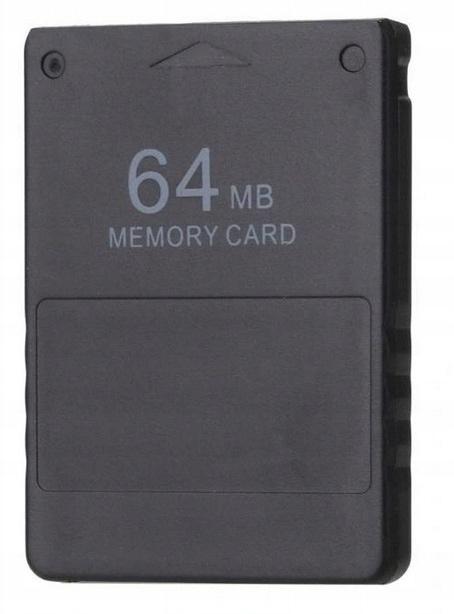 Pamäťová karta 64 MB Sony PlayStation2 PS2