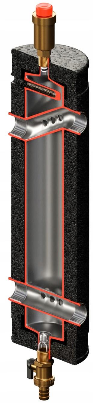 Sprzęgło Hydrauliczne SHE-CD 55kW CONDENS 1