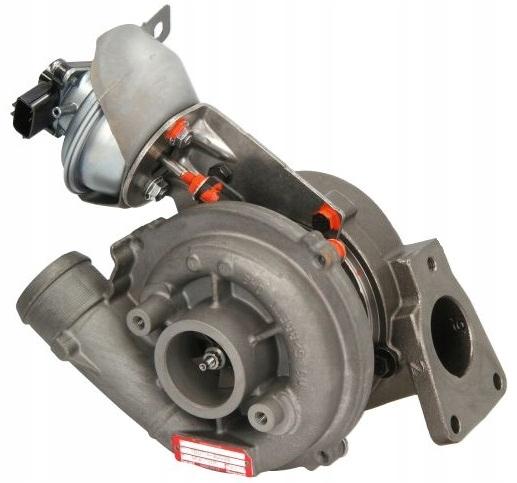 турбина ford mondeo mk4 20 tdci 115 130 140 км