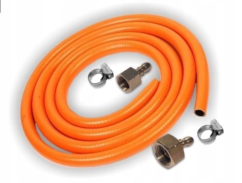 Plynová hadica pre prenos plynu rozliatie malej fľaše