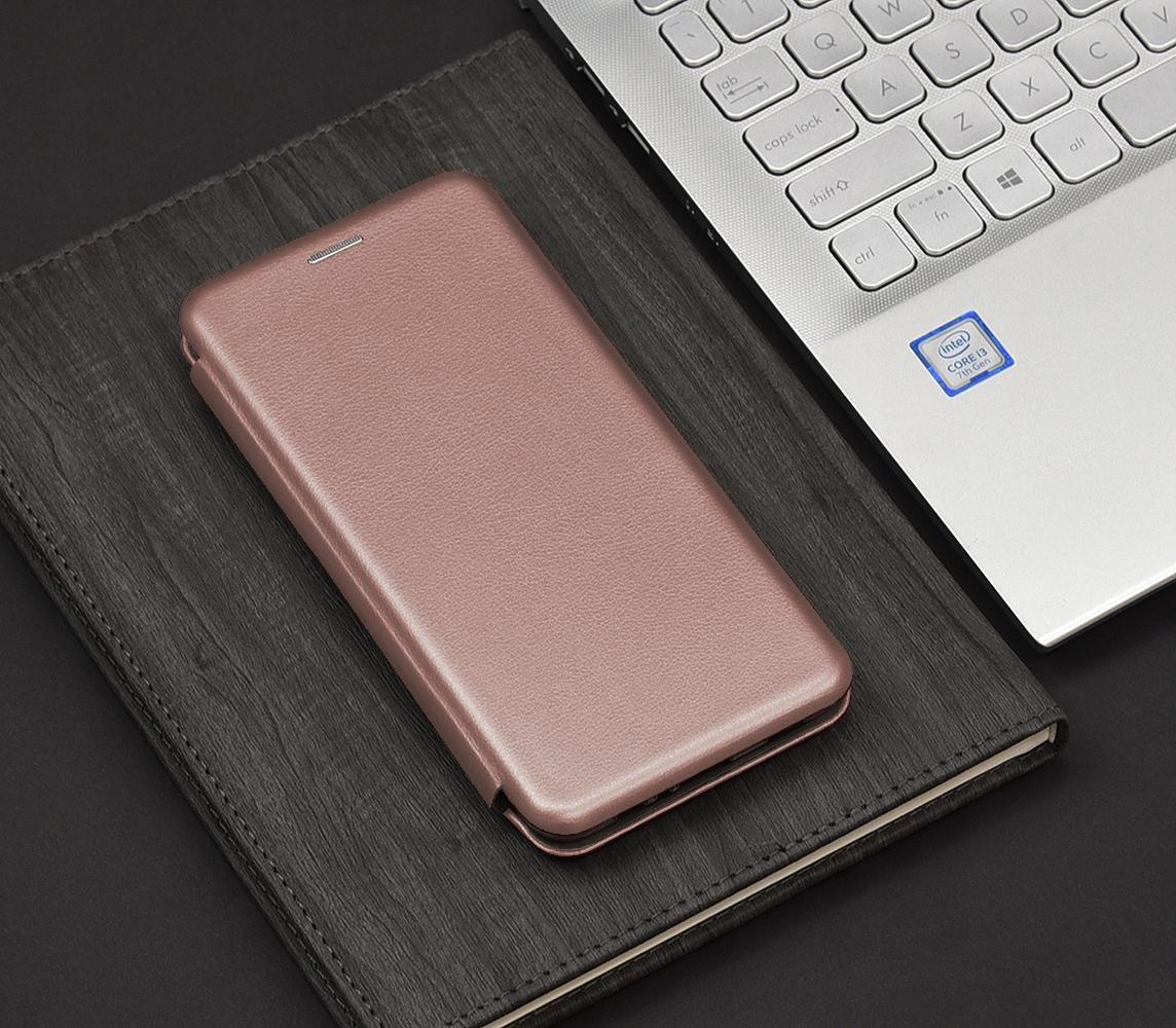 Etui do LG K52 Skórzane Magnet Case + SZKŁO 9H Dedykowany model LG K52