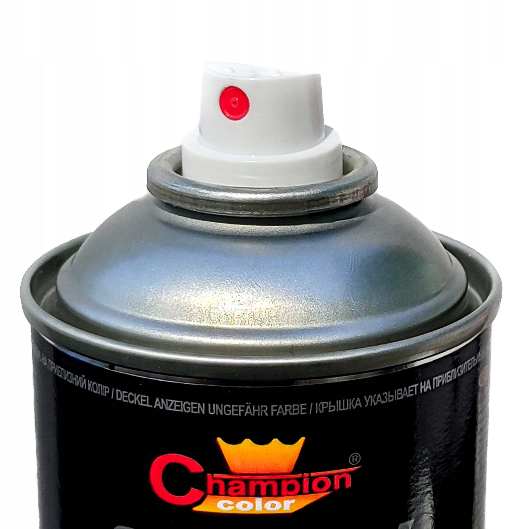 Аэрозольная краска-лак 400 мл белый матовый RAL 9010 емкость упаковки 400 мл