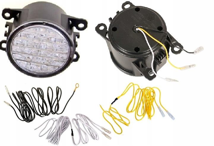 DRL Halogen LED do jazdy dziennej ponad 100 modeli 8