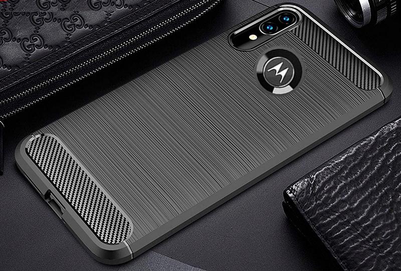 Etui do Motorola Moto E6 Plus Pancerne Case +Szkło Przeznaczenie Motorola
