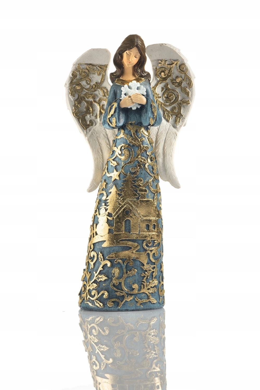 Ангел | фигурка | украшение | снежинка | Decorato