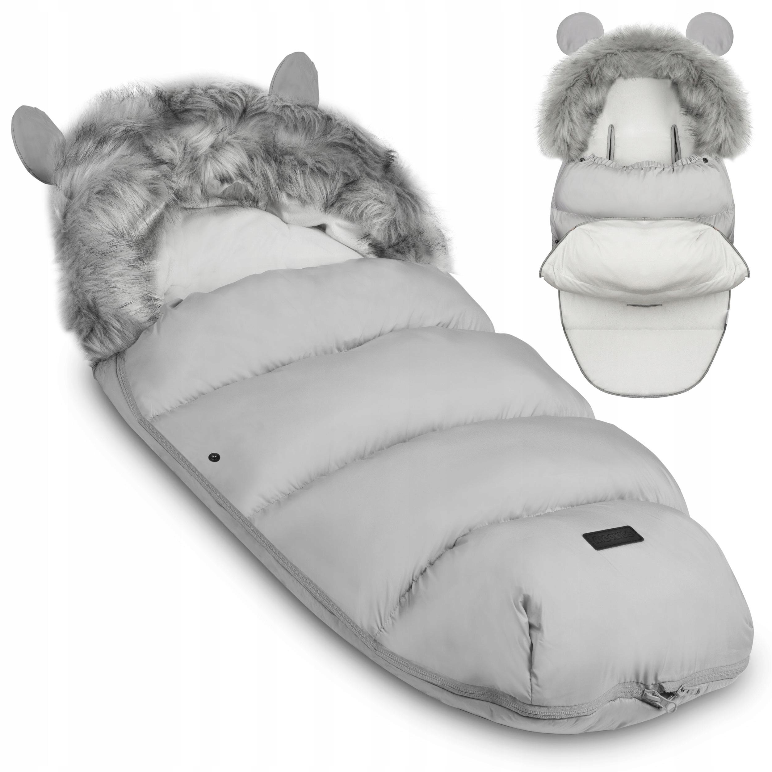 Спальный мешок для гондольной тележки, саночное сиденье 5в1