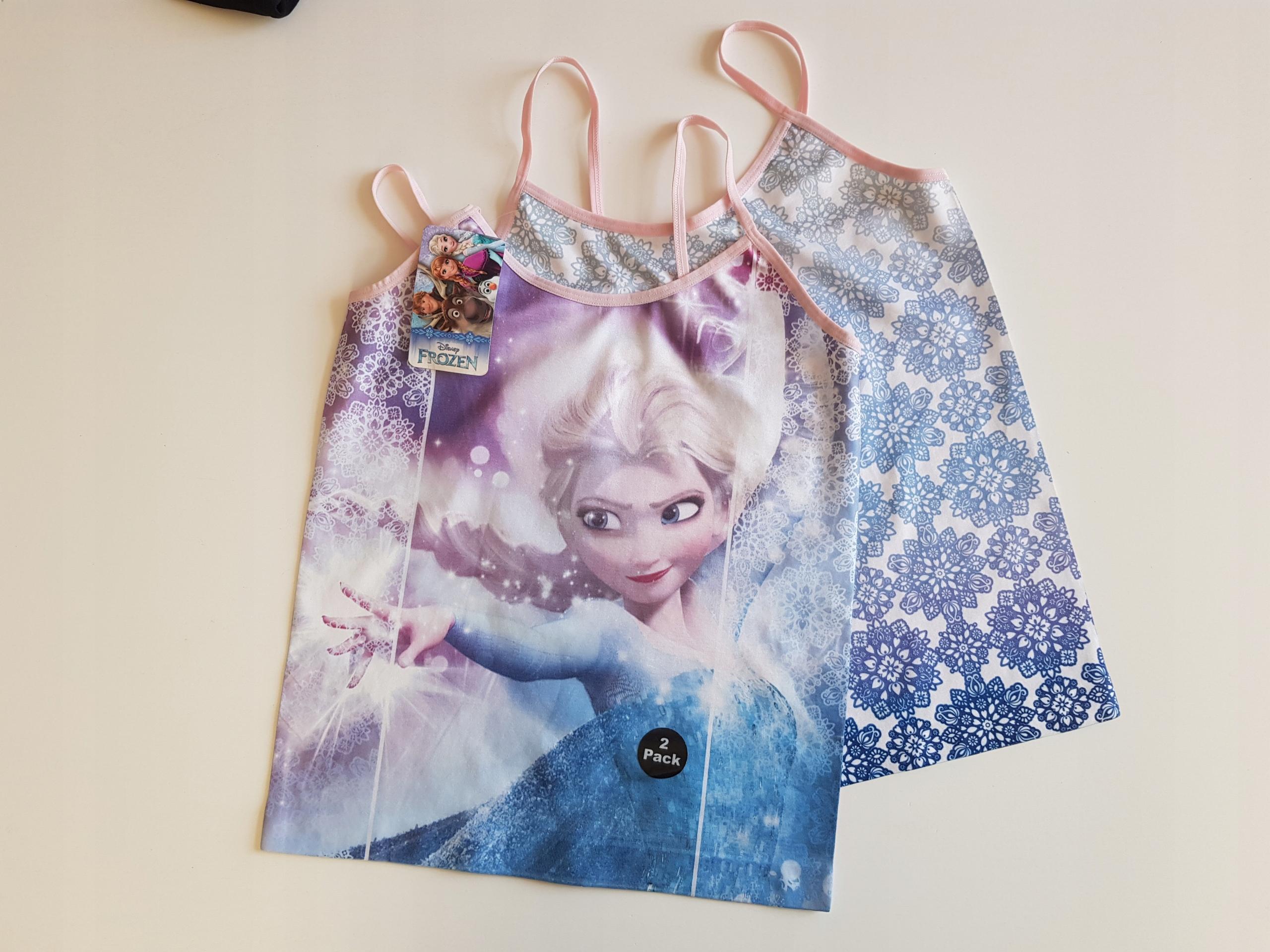 Tričká Tričká Primark Frozen Frozen 158 cm