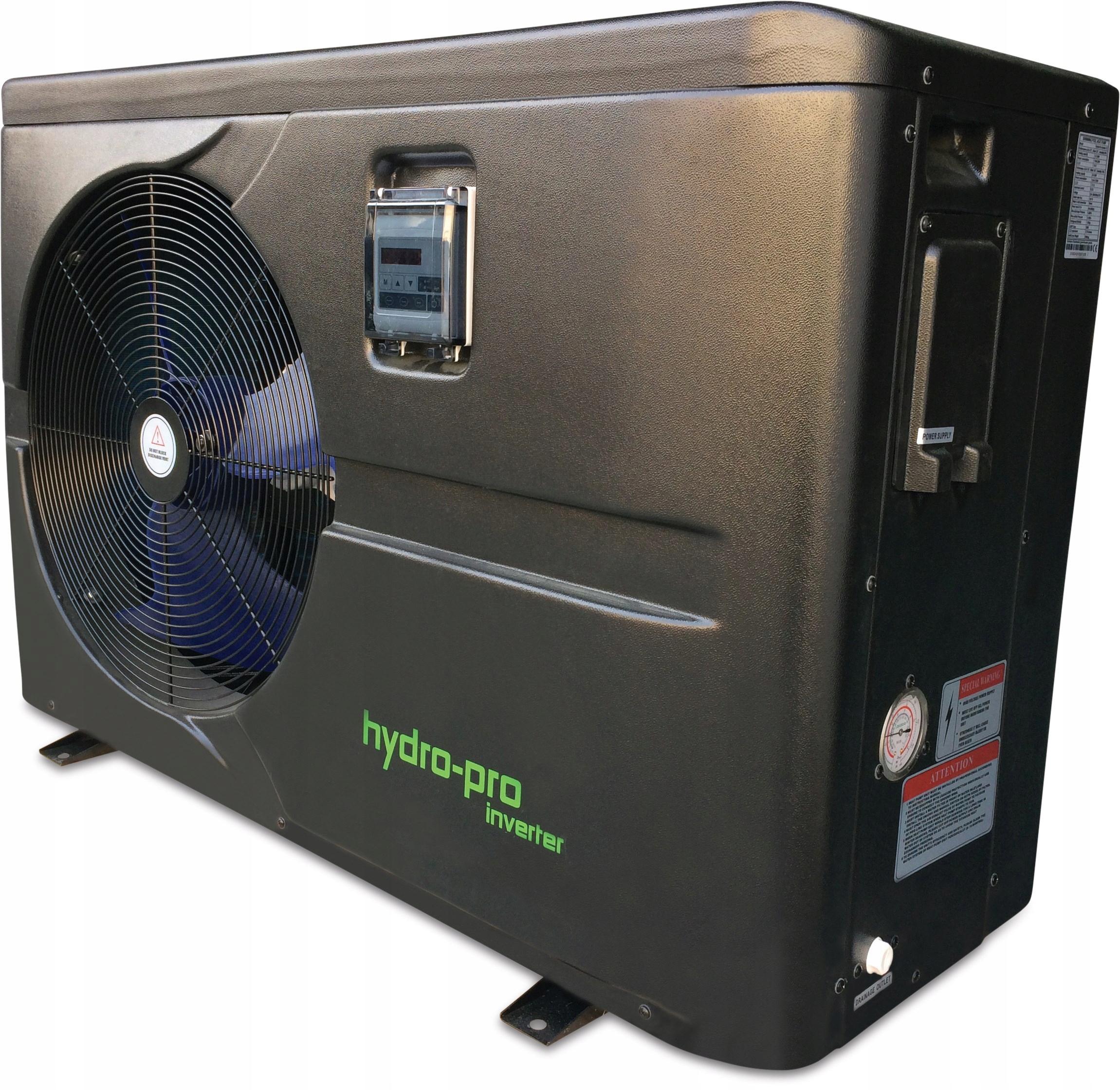 Тепловой насос POOL Hydro Pro INVERTER PX 11/32