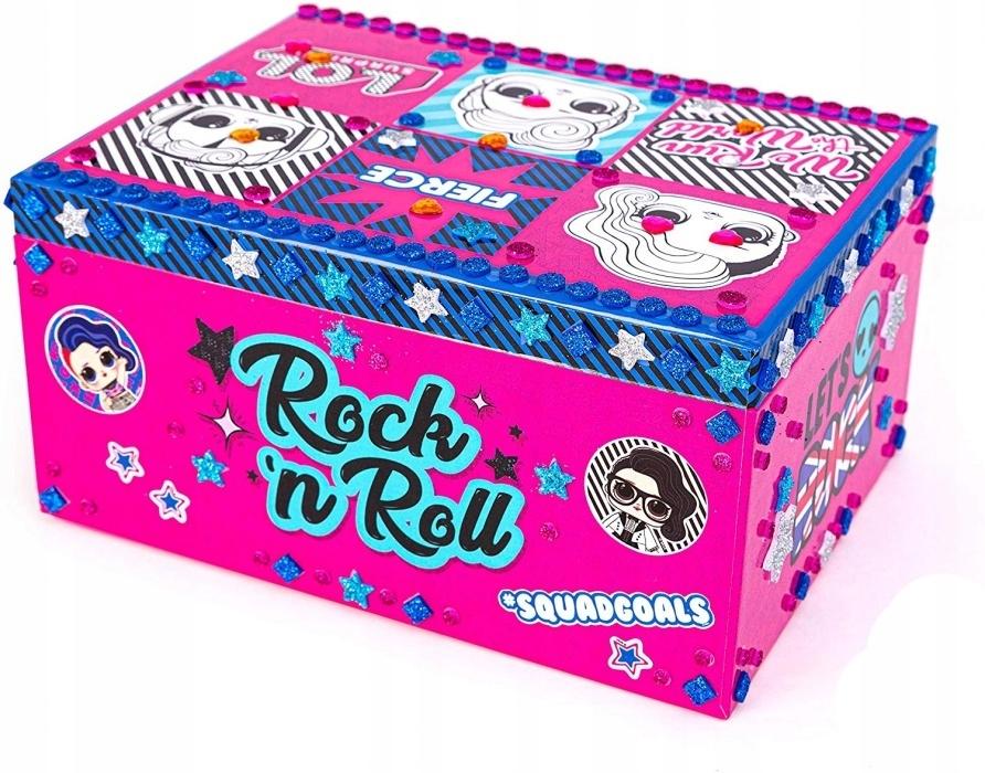 Lol prekvapenie darčeková krabička prekvapenie box 348
