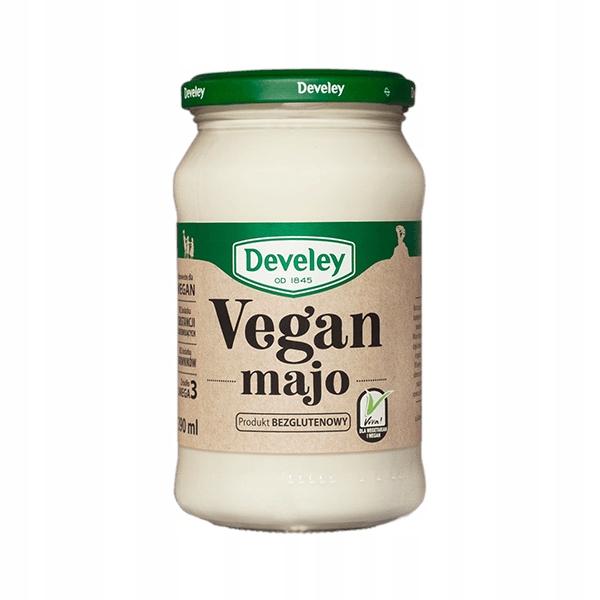 [ŚD] Majonez DEVELEY Wegański Vegan Majo 390ml
