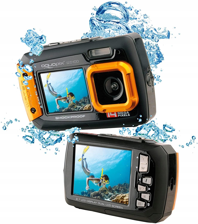 Купить APARAT WODOODPORNY SELFIE 20MPIX 3M 4xZOOM 32GB на Otpravka - цены и фото - доставка из Польши и стран Европы в Украину.