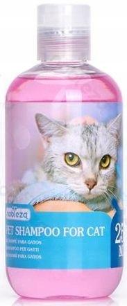 Naturalny szampon do mycia kota kotów 250ml 000210