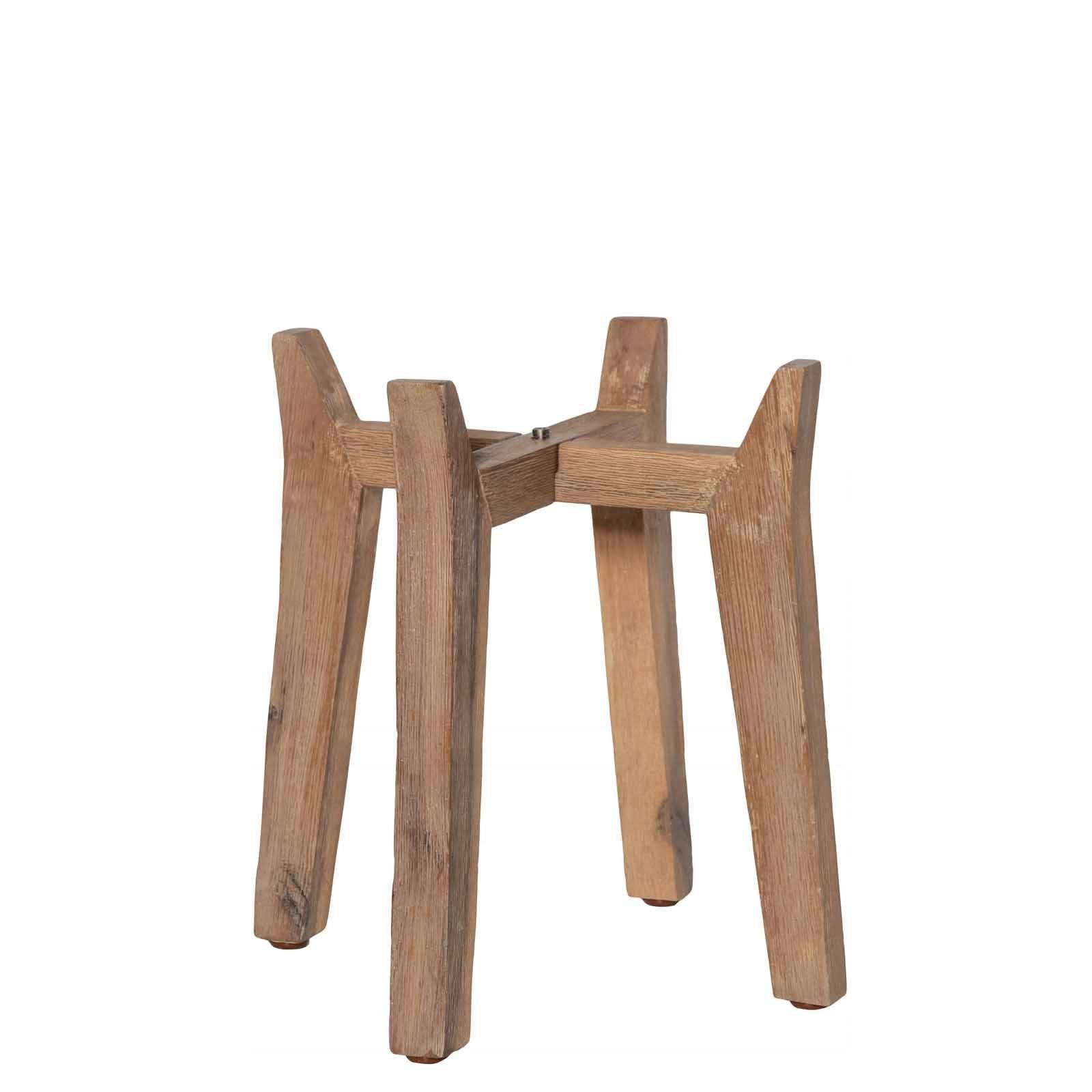 высокие ножки из дерева для горшков FEET HIGH S 32