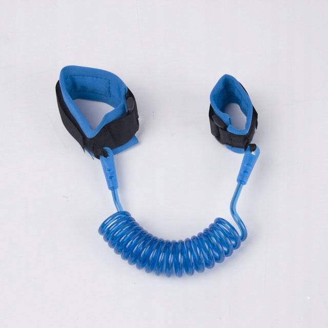 Bezpečnostné lano, vodítko na zápästie pre deti 1,5 m