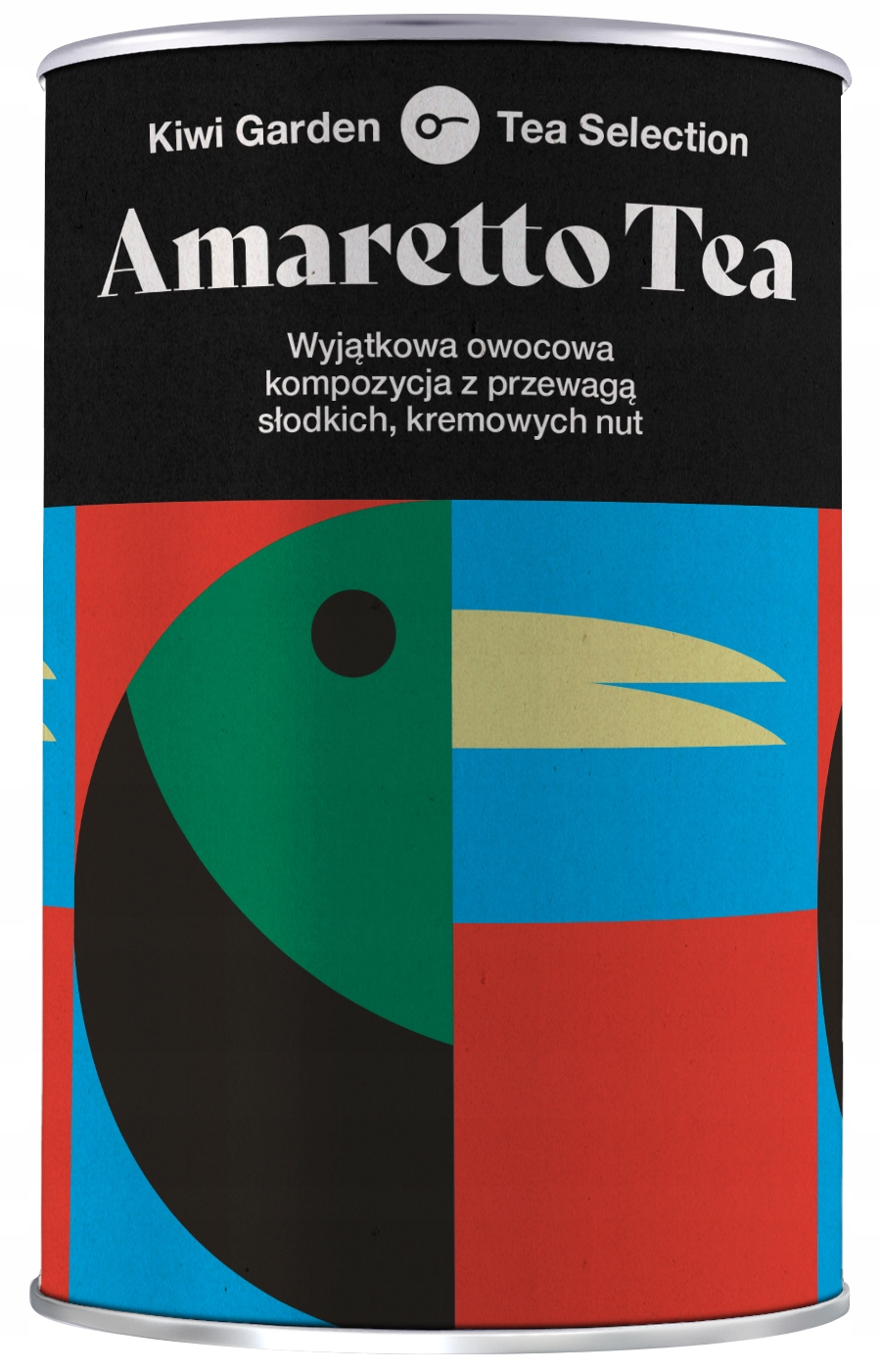 Чай фруктовый Amaretto infusion 100g Kiwi Garden