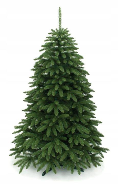 Umelý vianočný stromček Kaukazský smrek 250 cm ako živý