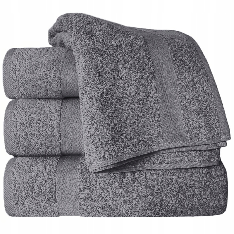 4 х SET ИЗ TOWELS 2x 70x140 2x 50x100 TOWELS