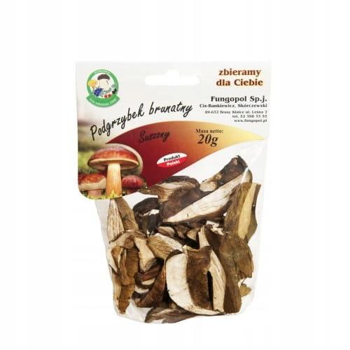 Сушеный коричневый гриб ФУНГОПОЛ