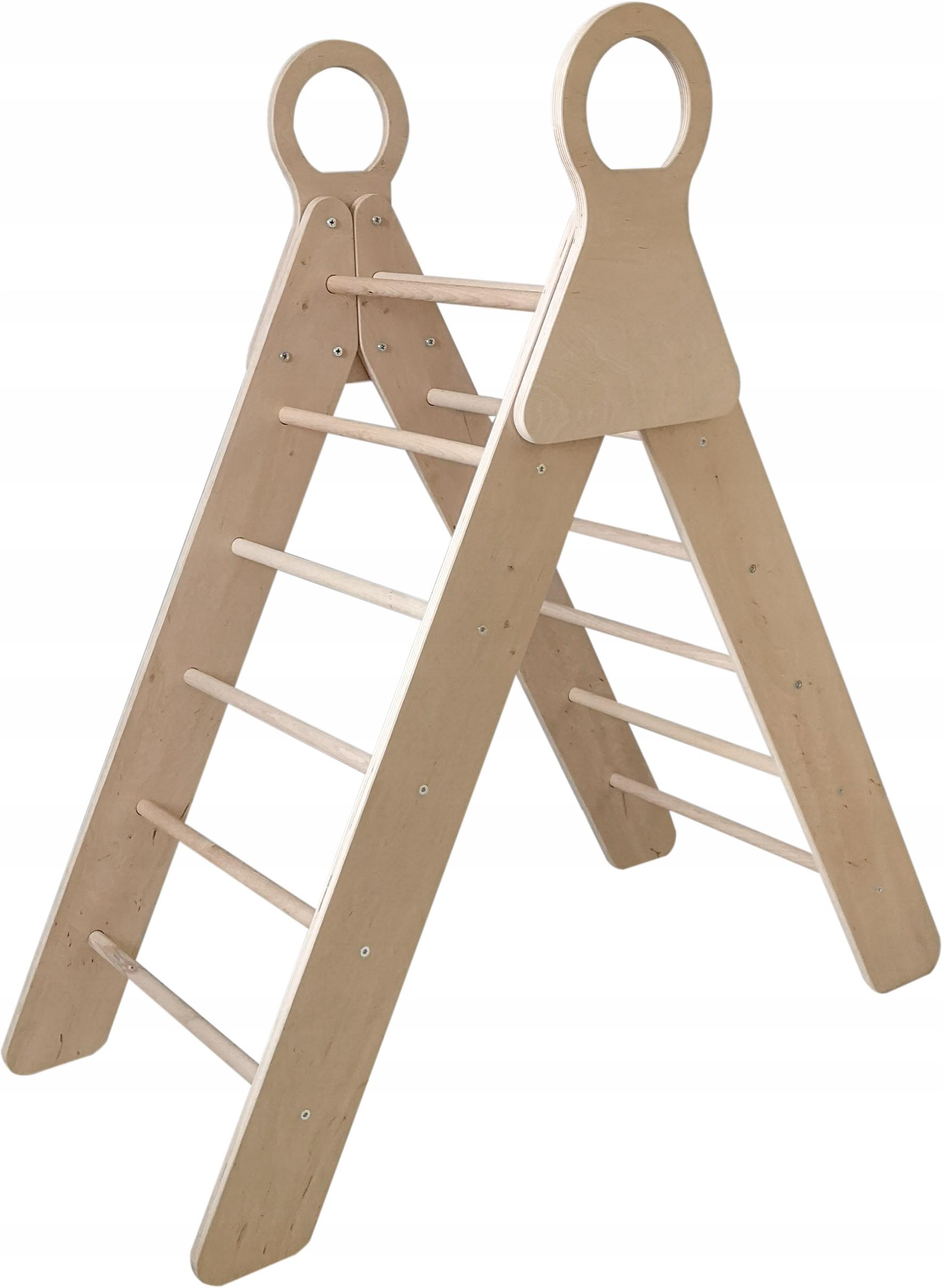 Лестница деревянная PIKLER треугольник