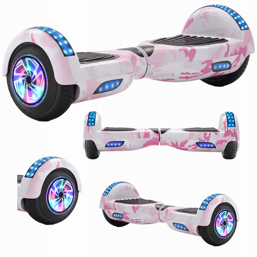 BLUETOOTH HOVERBOARD ELECTRIC BOARD BOARD