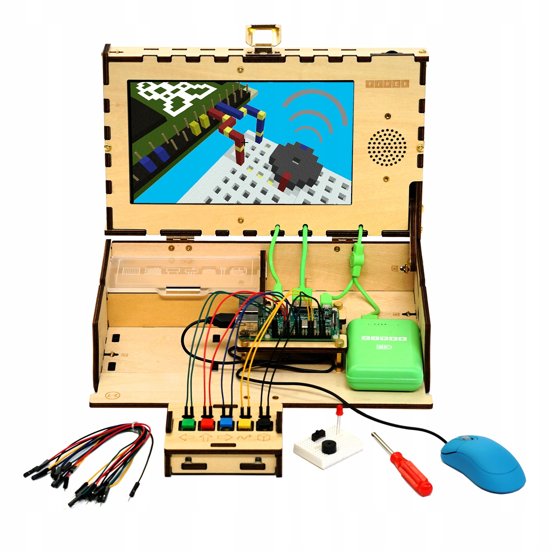 Interaktívne programovanie Piper Computer Kit