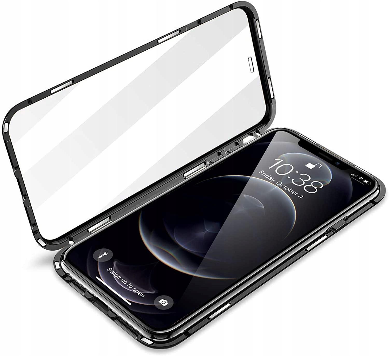 Etui Magnetyczne 360° do iPhone 12 Pro Max Przeznaczenie Apple