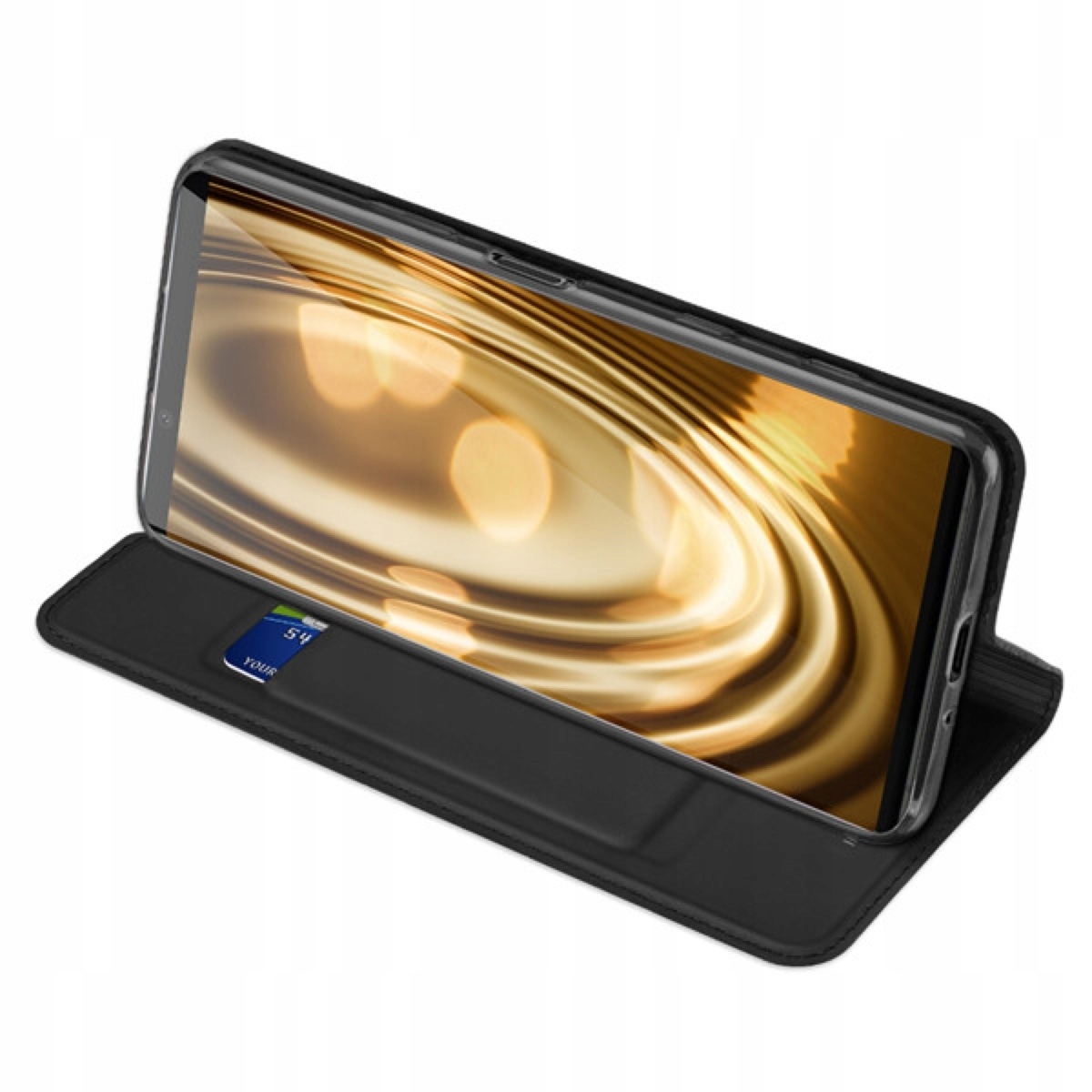 Etui DUX DUCIS + szkło do Sony Xperia 5 II Czarny Producent Braders